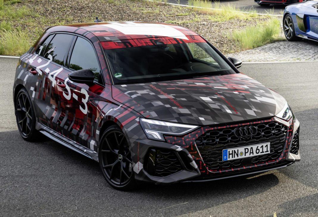 2022 Audi RS 3 Sportback