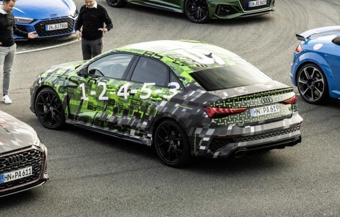 2022 Audi RS 3 Sedan