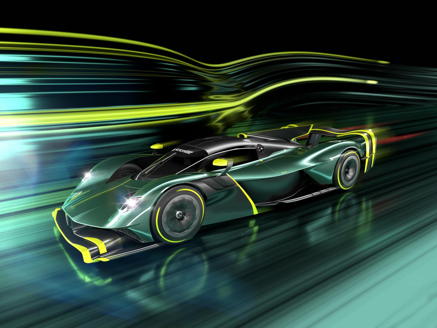 Aston Martin Valkyrie AMR PRO: Deliveries of Hardcore Racer to Start this Year