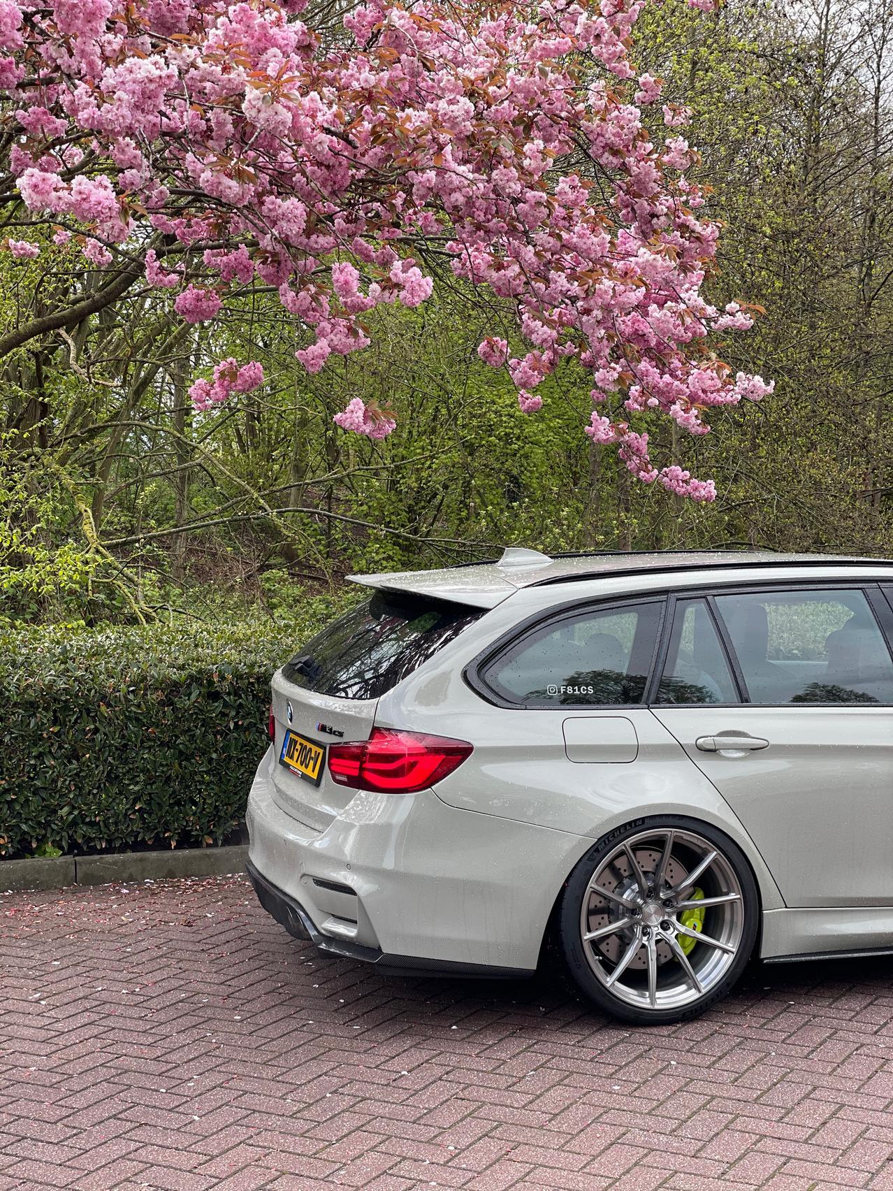 BMW M3 CS Touring wheels