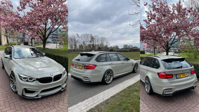 Project Exposure: World's Only BMW M3 CS Wagon – The Netherlands
