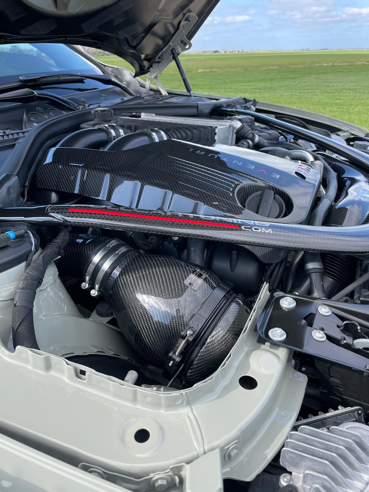 BMW M3 CS carbon fiber intake