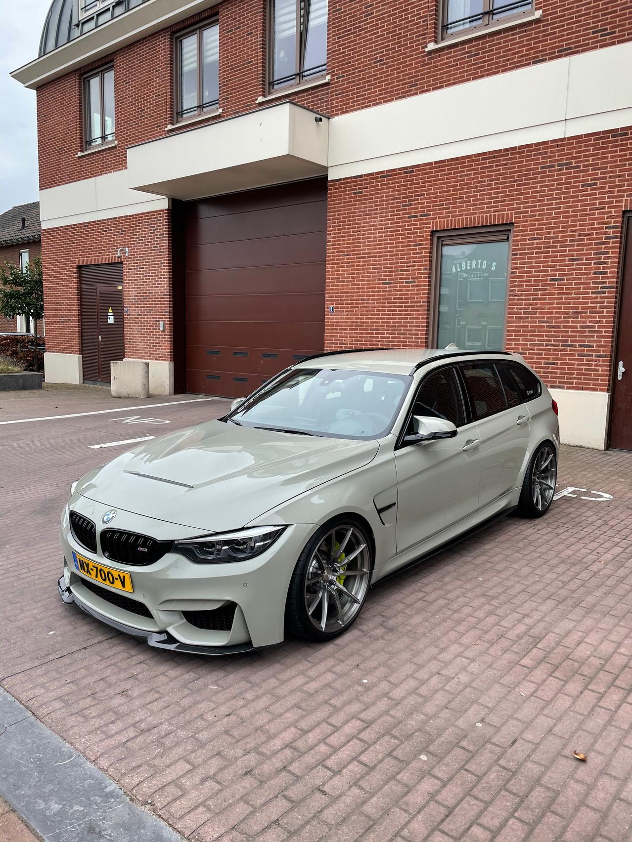BMW M3 CS wagon price