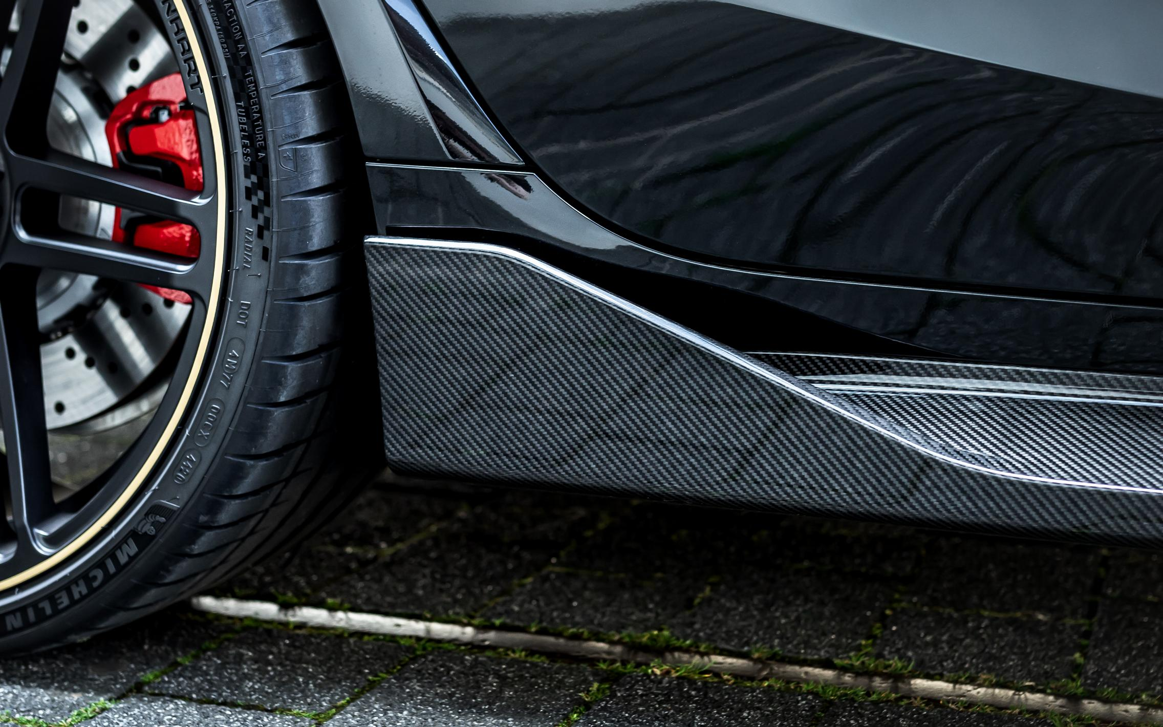BMW M3 Carbon Side Skirts