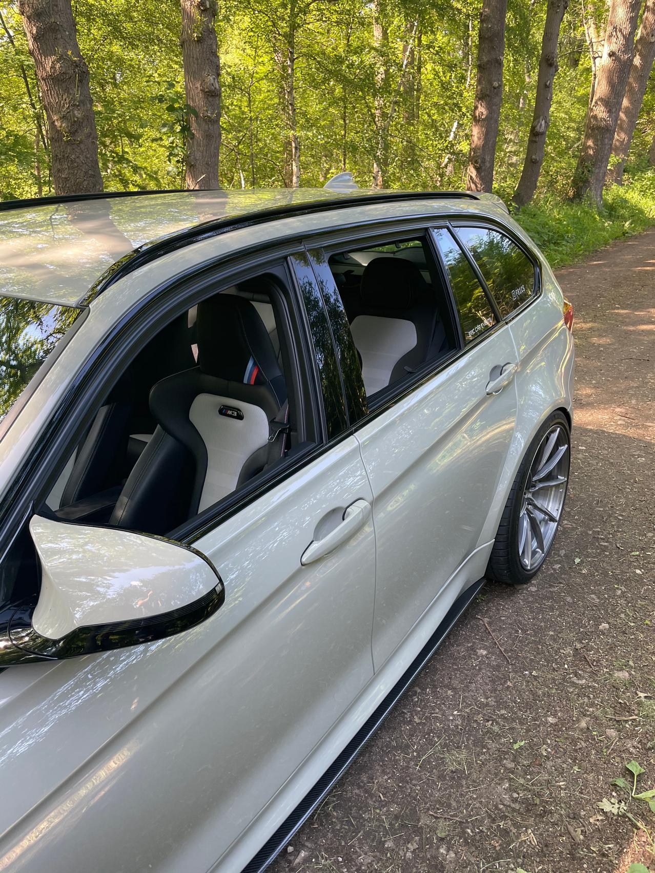 BMW M3 Side Mirror