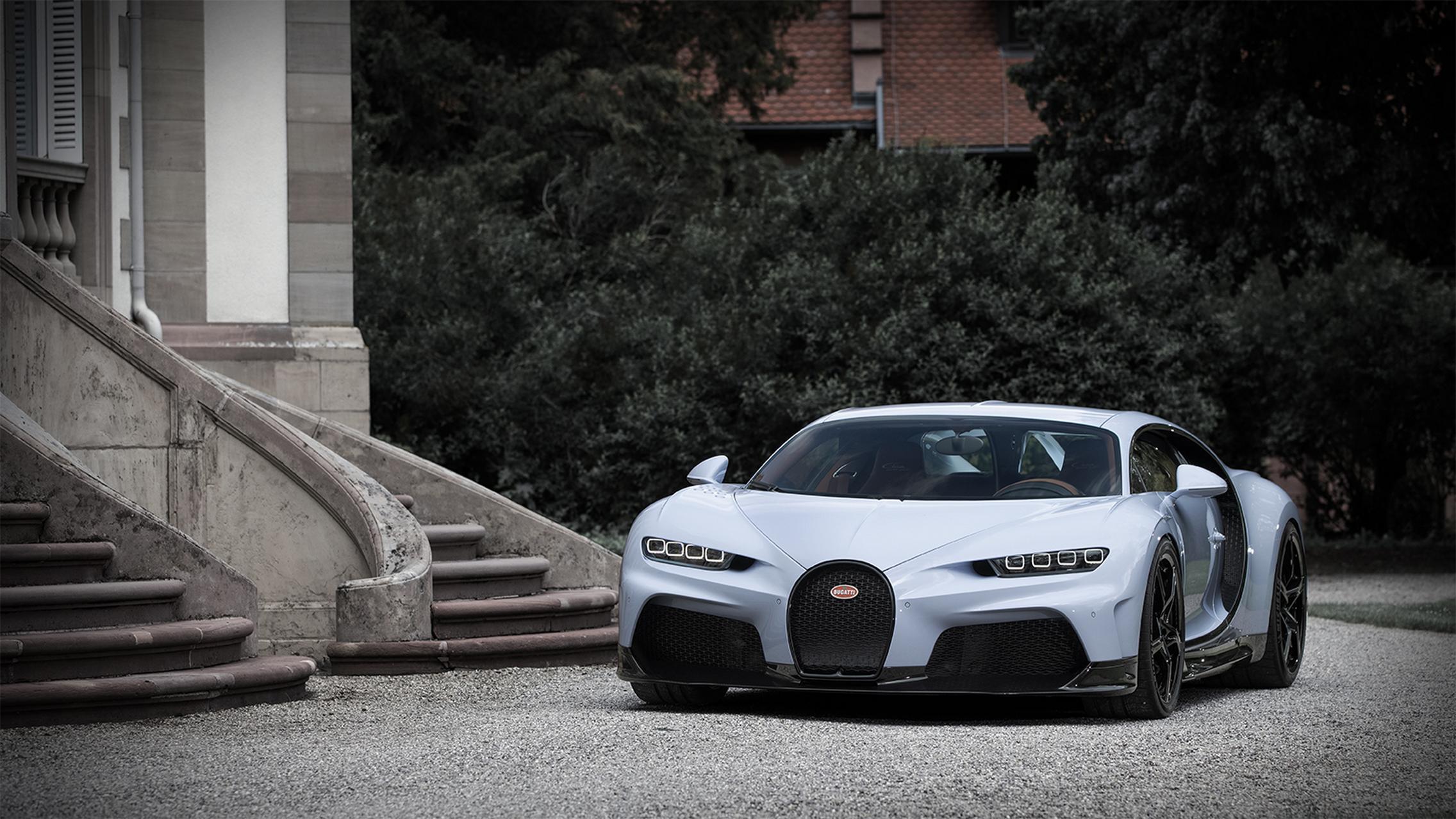 Bugatti Chiron Super Sport price