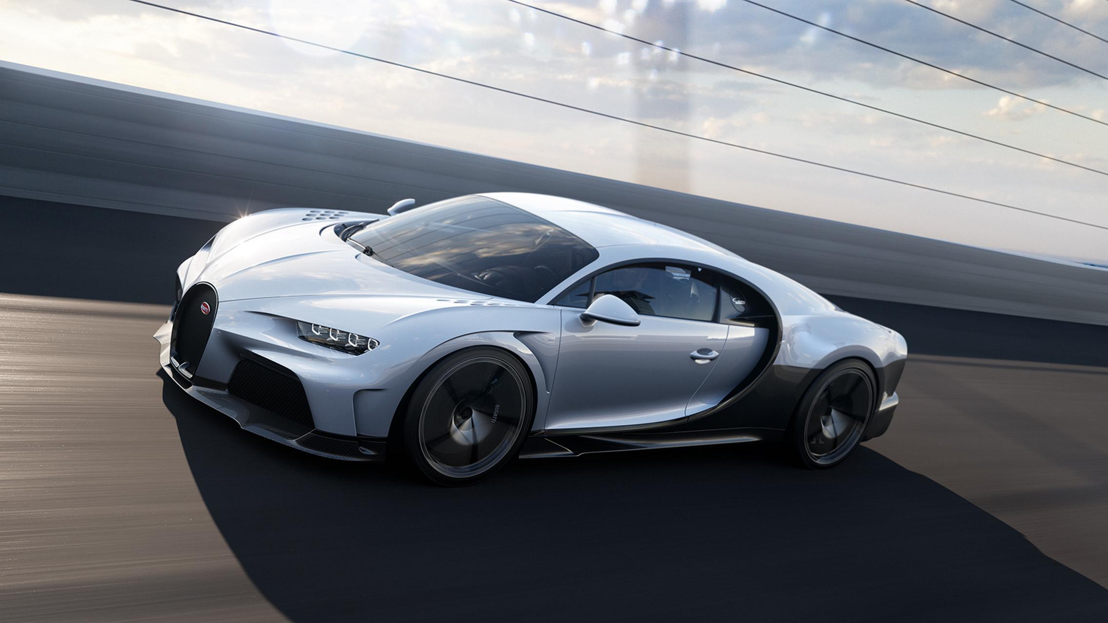 Bugatti Chiron Super Sport specs