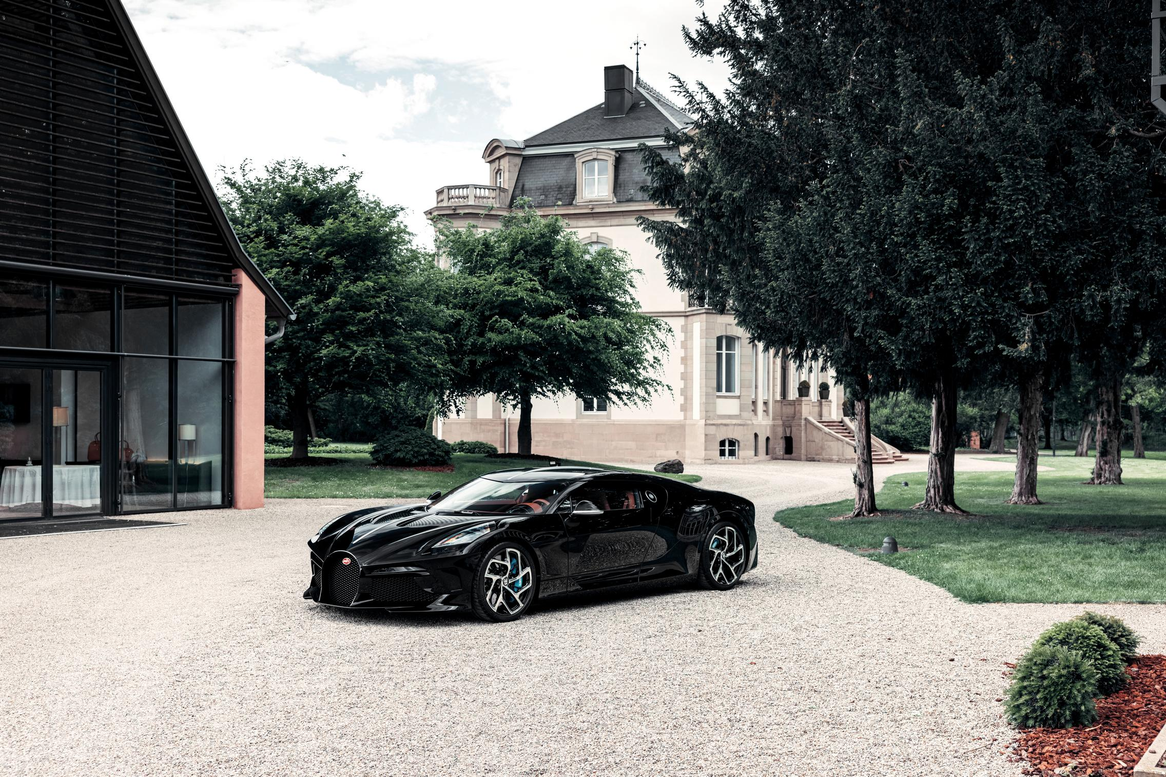 Bugatti La Voiture Noire price
