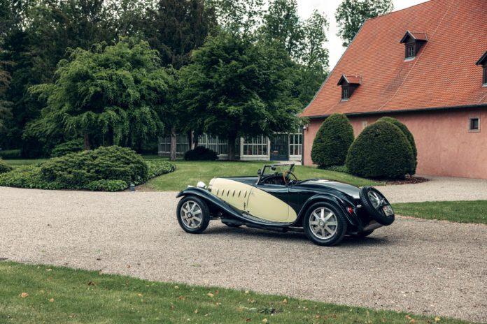 Bugatti Type 55 price