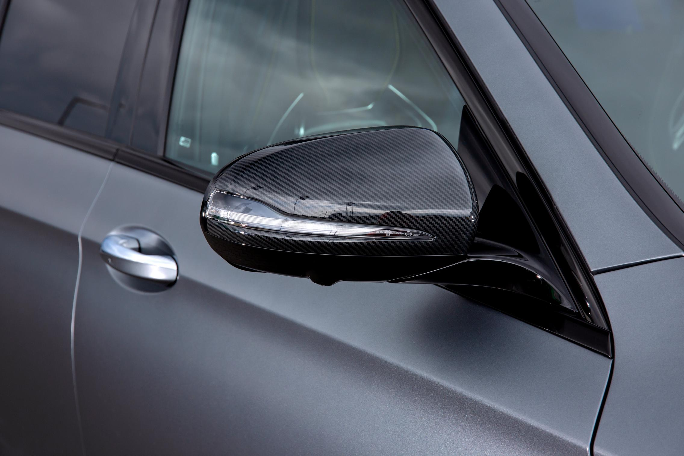 Carbon Mirrors AMG
