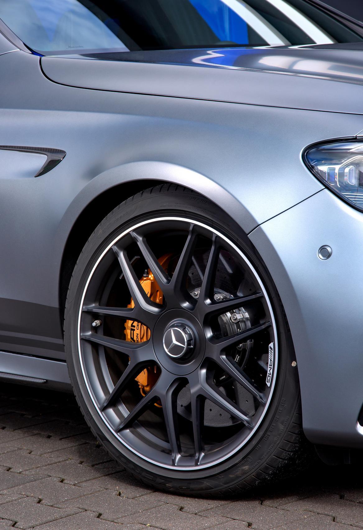 E63 AMG Wheels