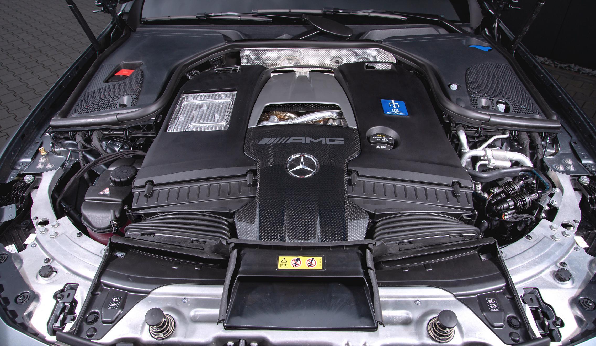 E63 Engine