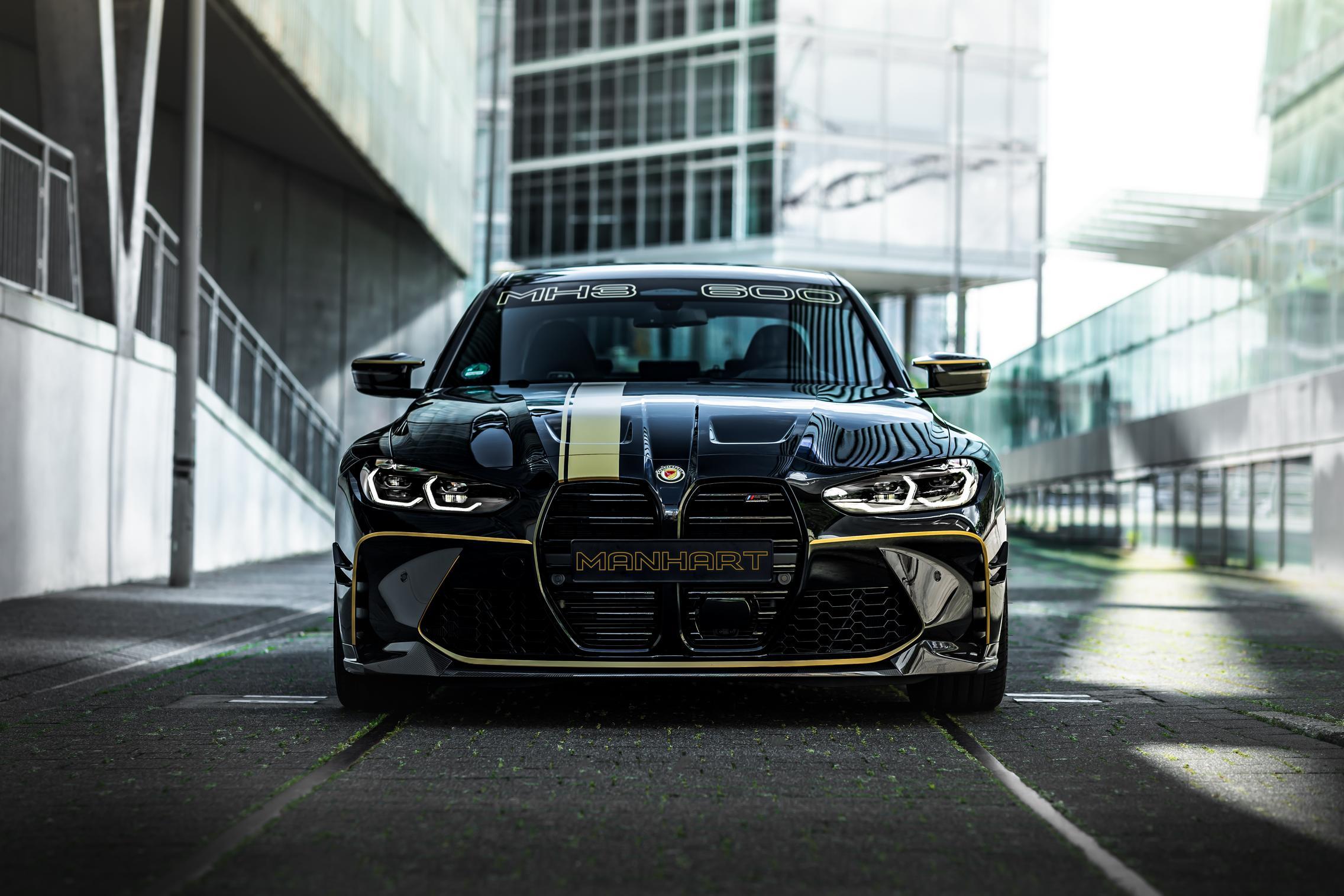 Manhart BMW M3 Competition