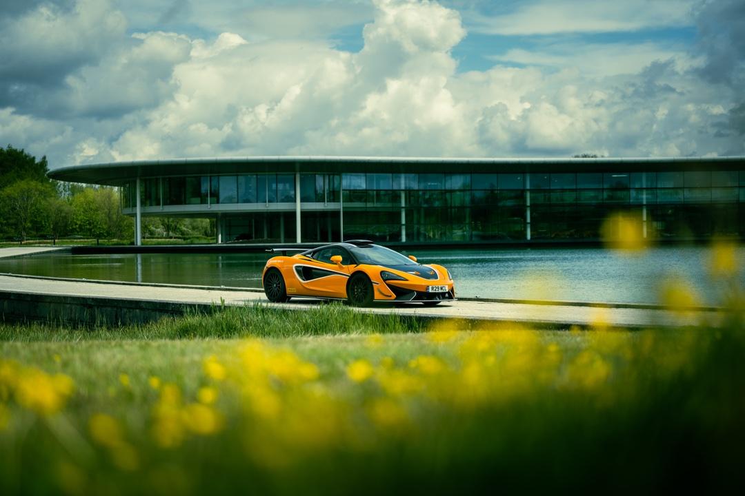 2021 McLaren 620R Review
