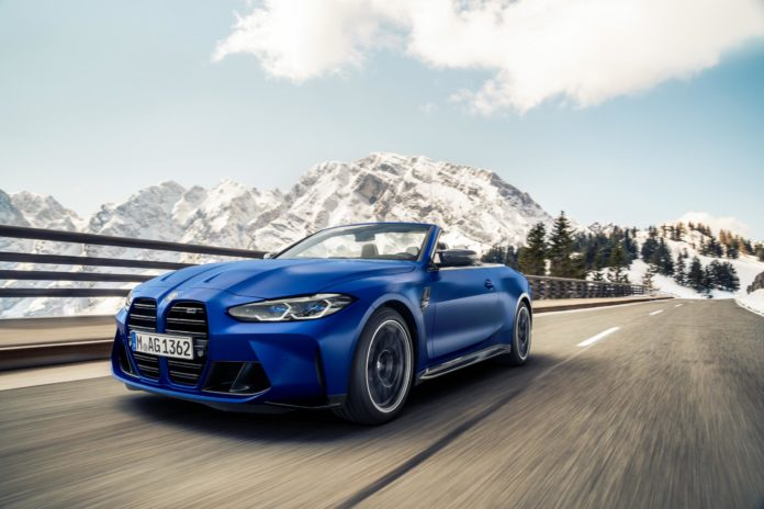 2022 BMW M4 Convertible Joins the M Family