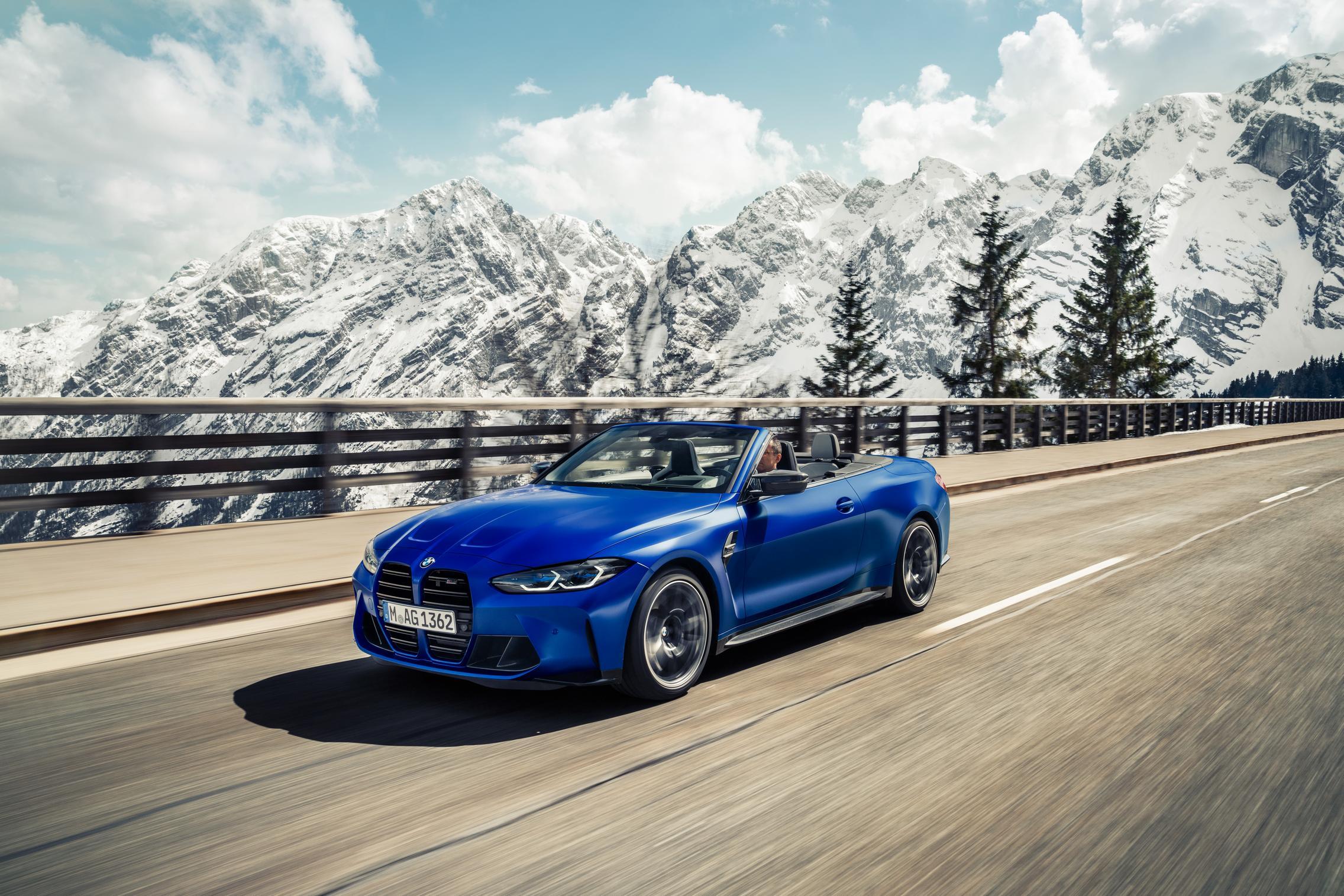2022 BMW M4 Vert