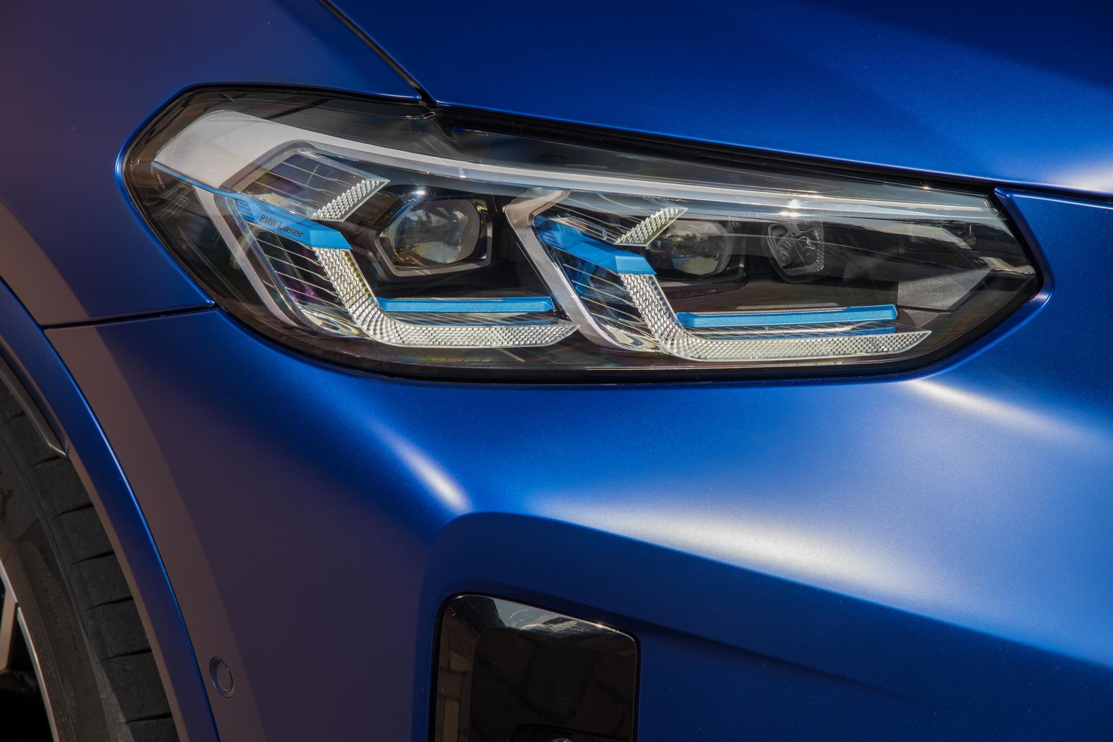 X3 M headlight