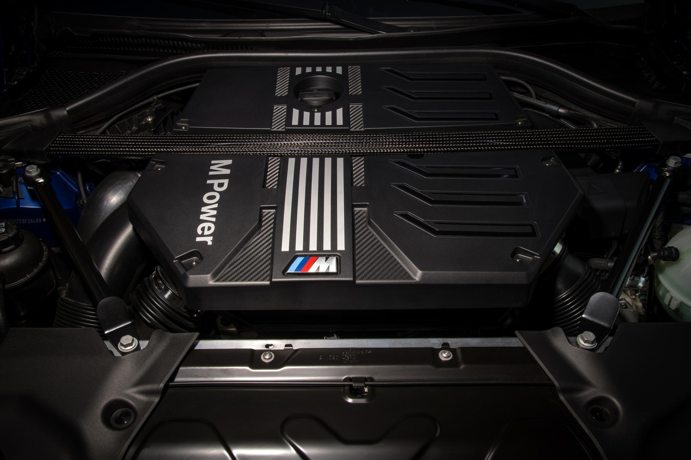 X3 M competition engine