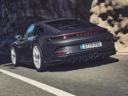 Porsche 992 GT3 Touring specs