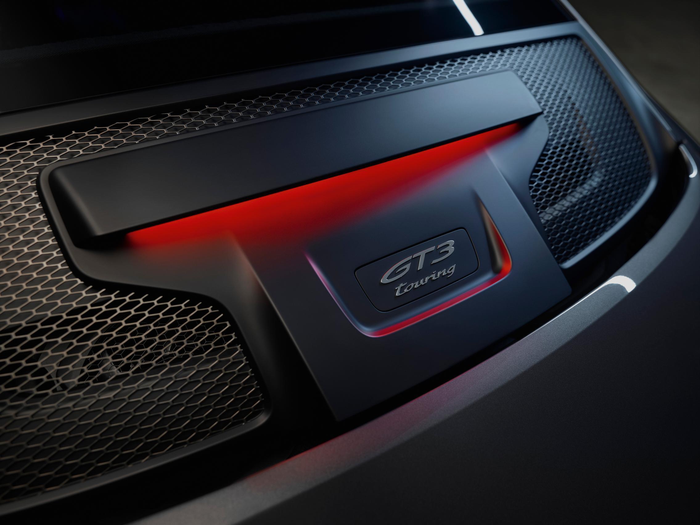 GT3 Touring Logo
