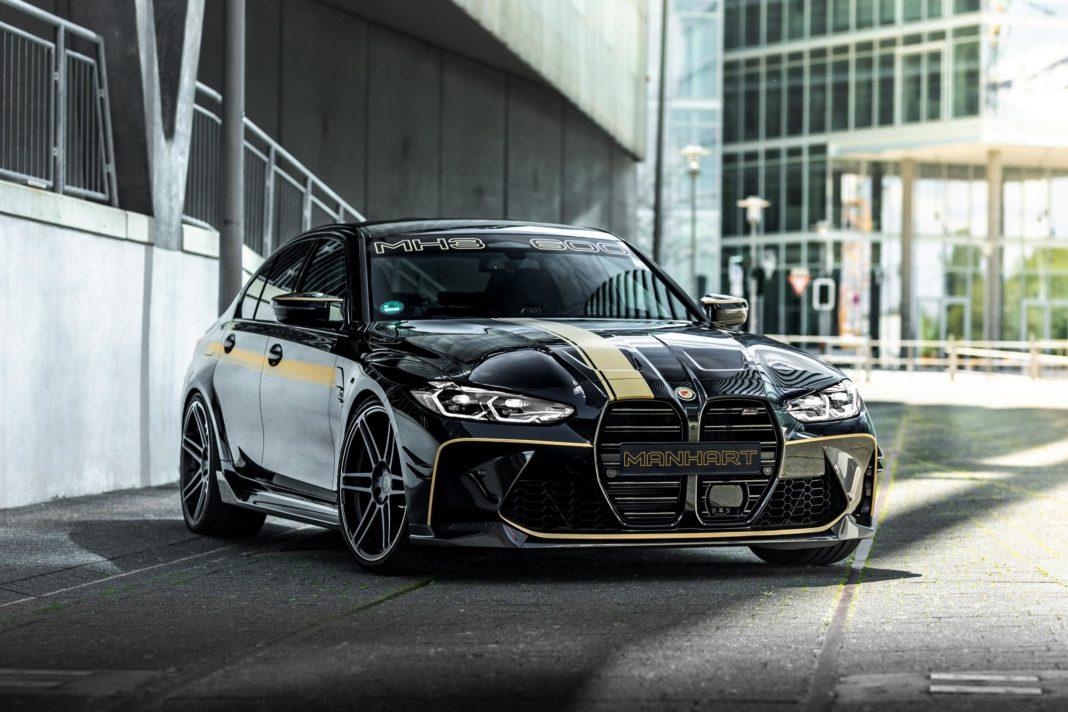 Tuned BMW G80 M3