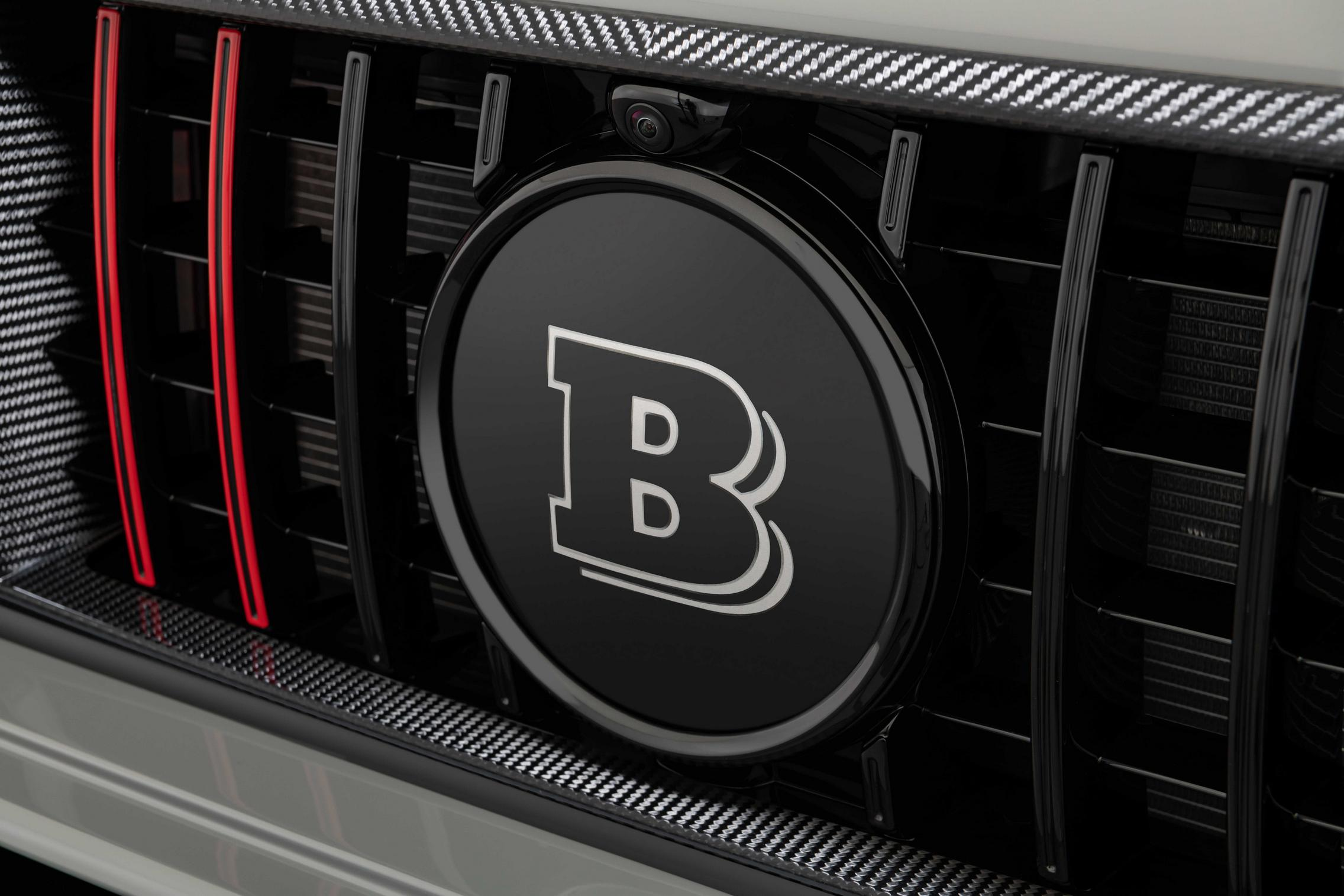Brabus Badge