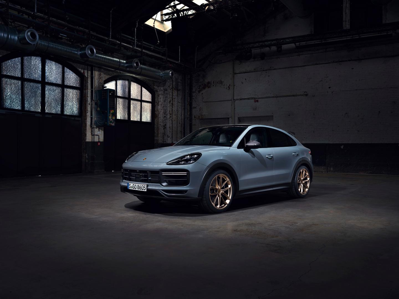 2022 Cayenne Turbo GT price