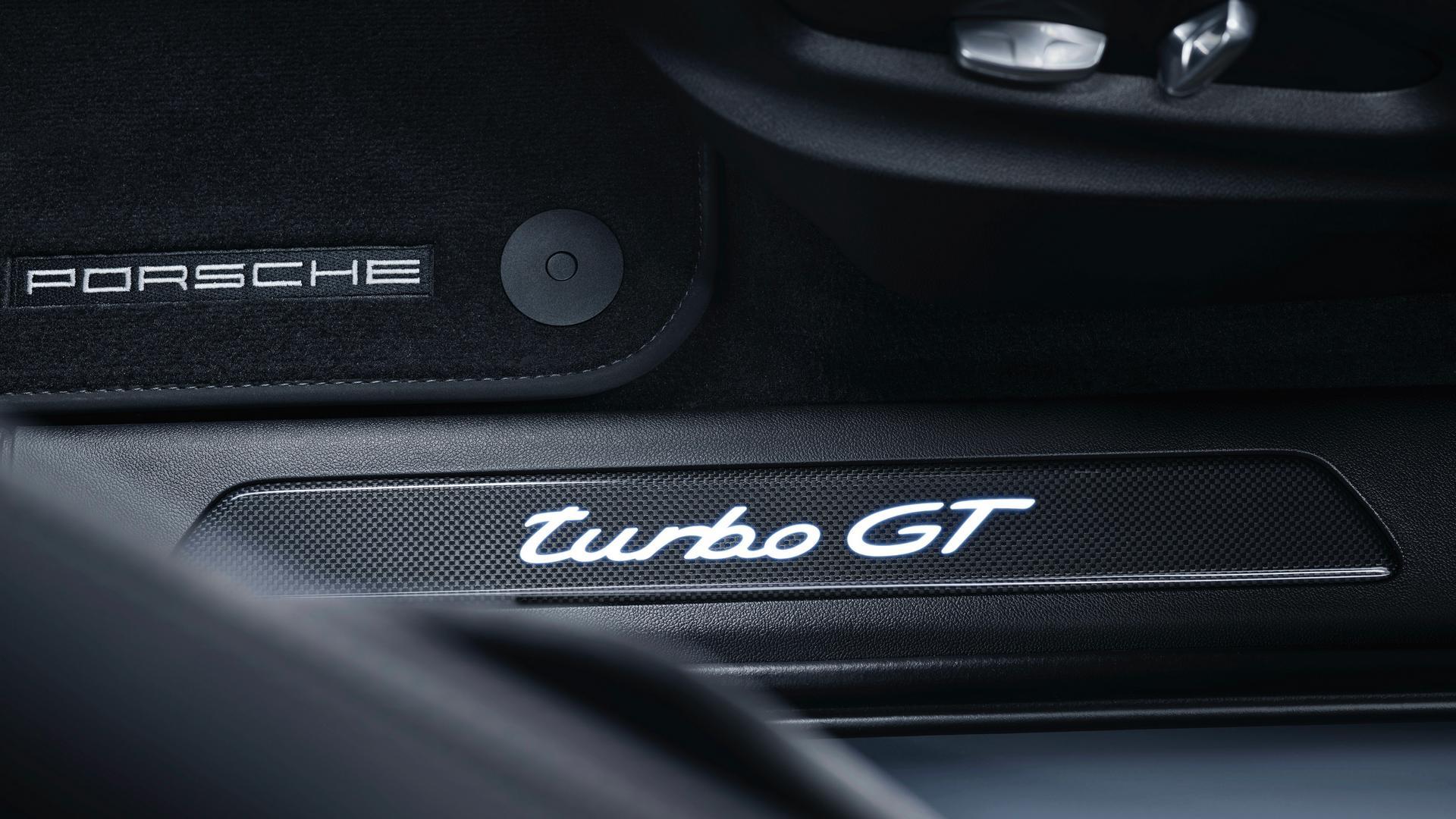 Turbo GT door sill