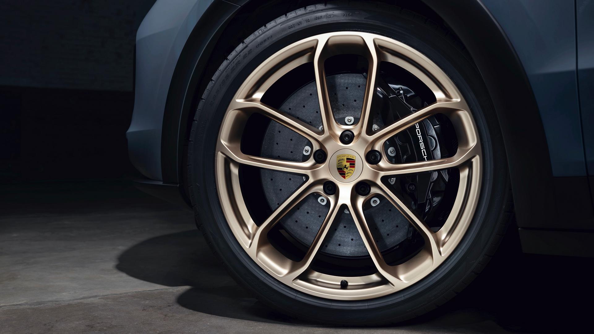 Porsche Neodyme Wheels