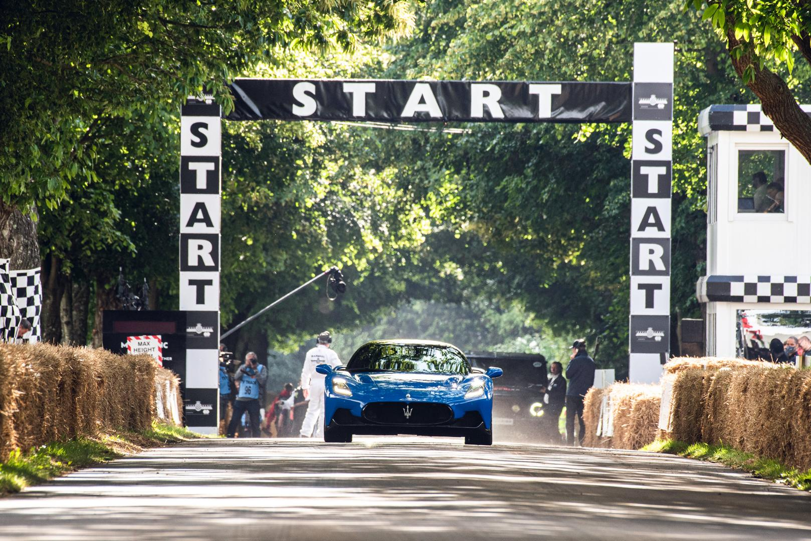 2022 Maserati MC20 Goodwood