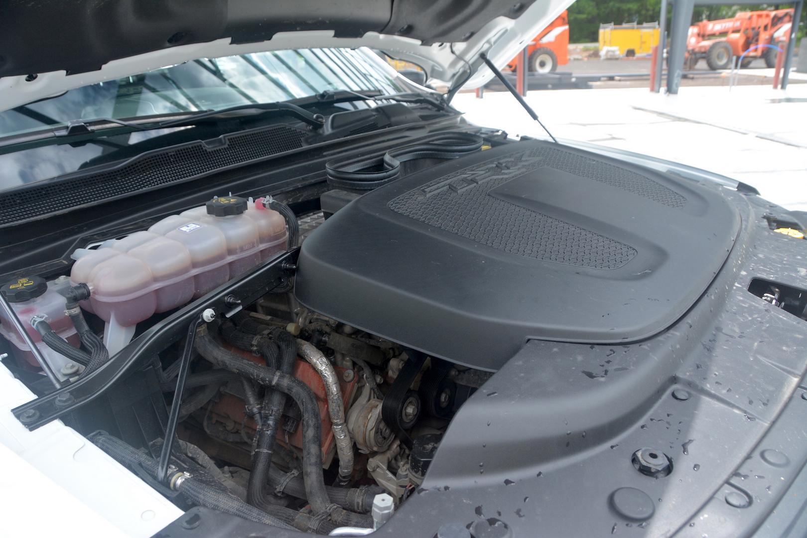 2021 Ram 1500 TRX engine