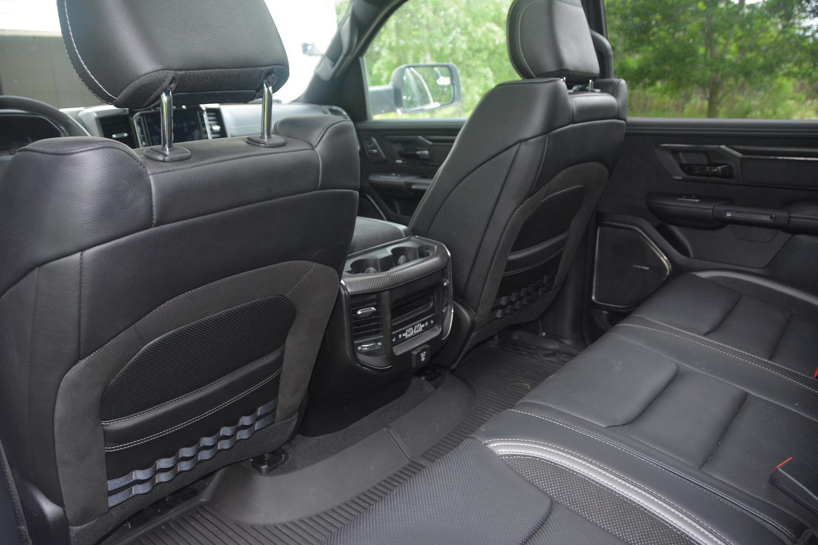 2021 Ram 1500 TRX leather
