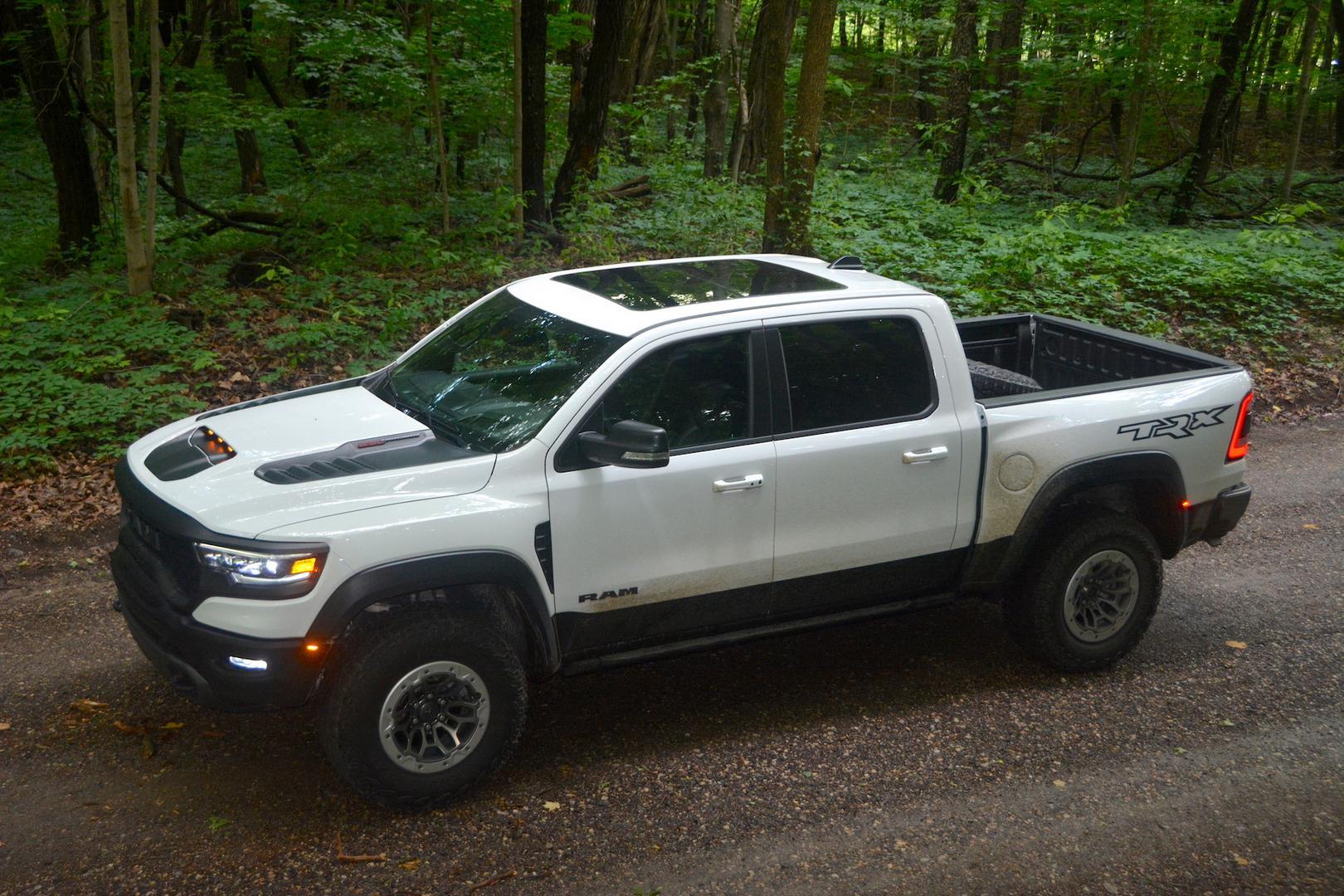 2021 Ram 1500 TRX review