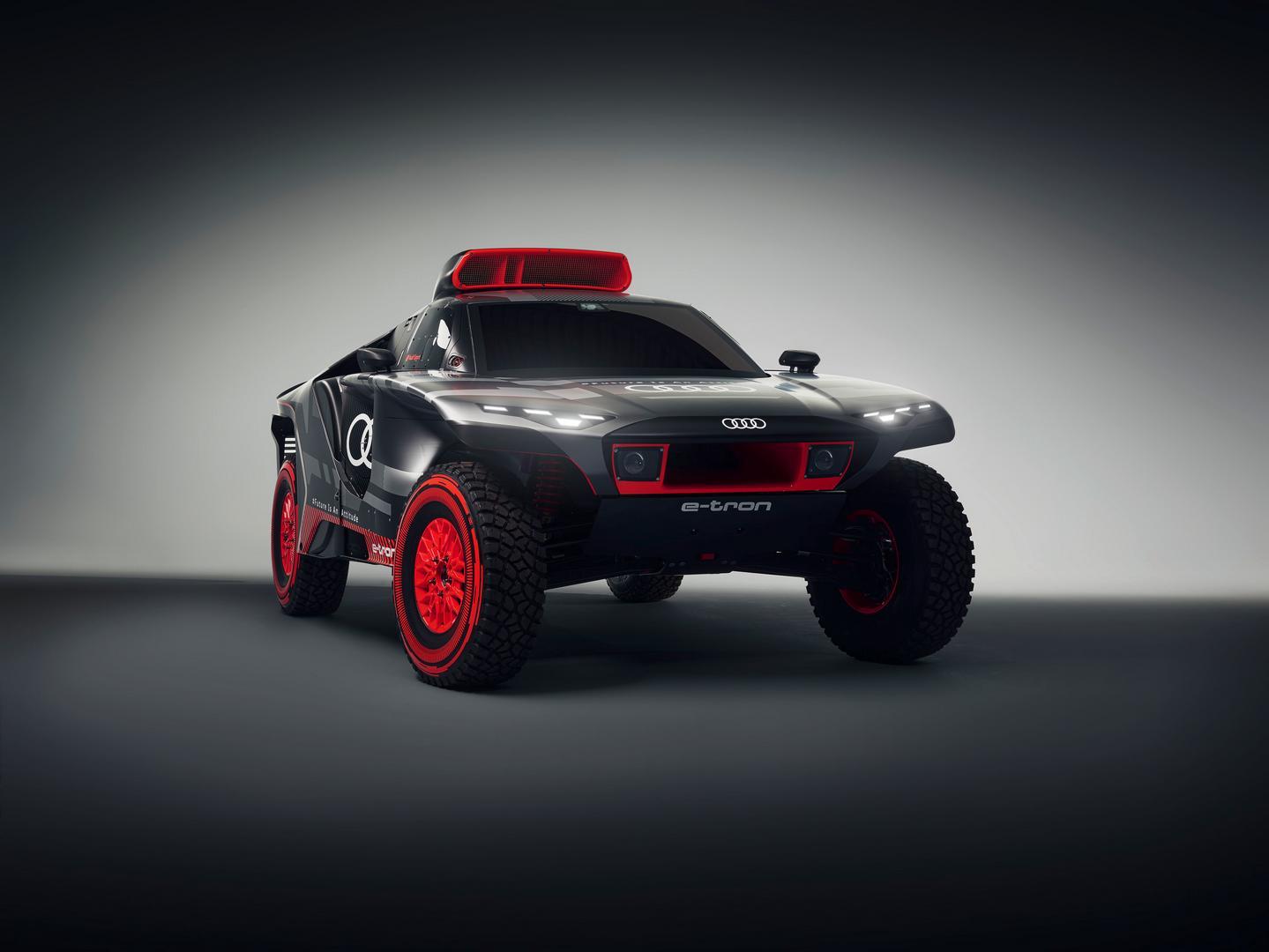 2022 Audi RS Q e-tron price