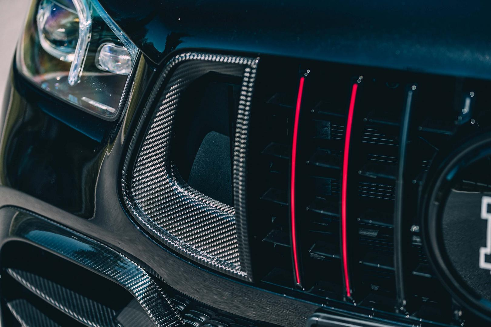 Brabus 800 GLE 63 S Coupe grille