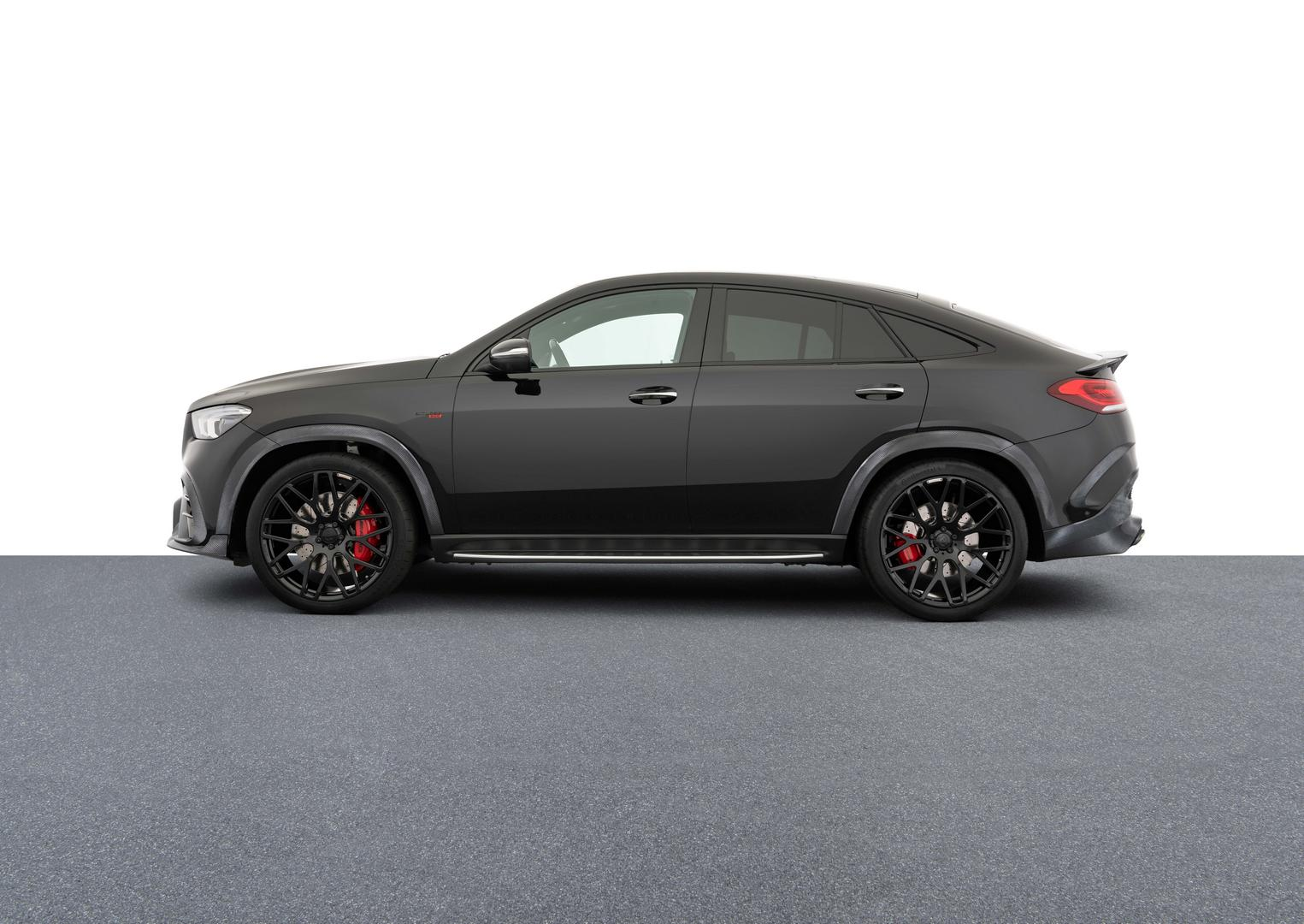 Brabus 800 GLE 63 S Coupe side