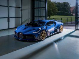 Bugatti Divo price