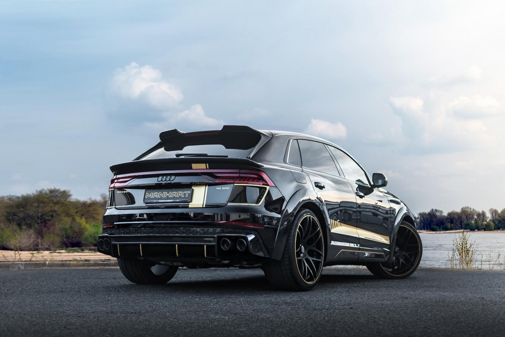 Manhart Audi RS Q8 900 tuned