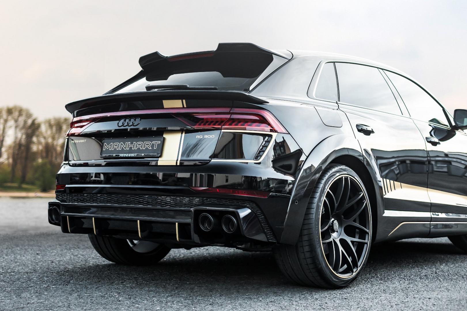 RS Q8 Wheels