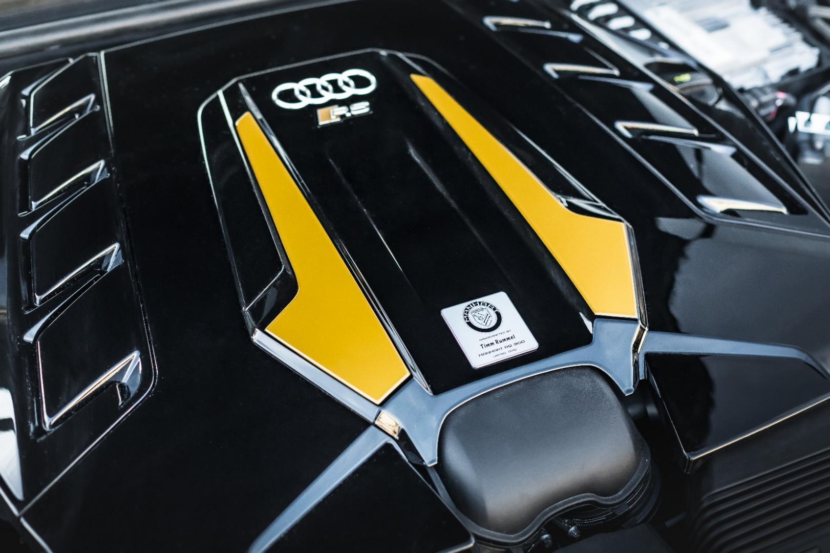 Manhart Engine Audi RS Q8