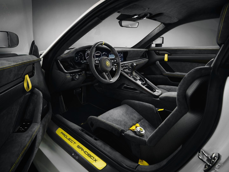 MPG Marsien interior