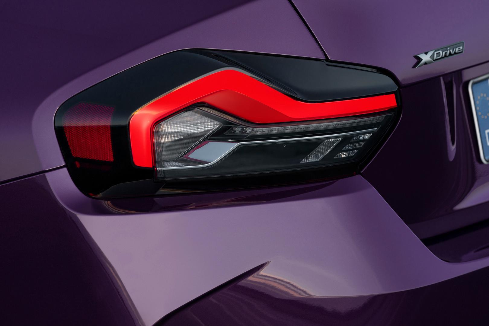 2022 BMW M240i taillight