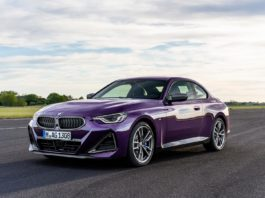 2022 BMW M240i Thundernight