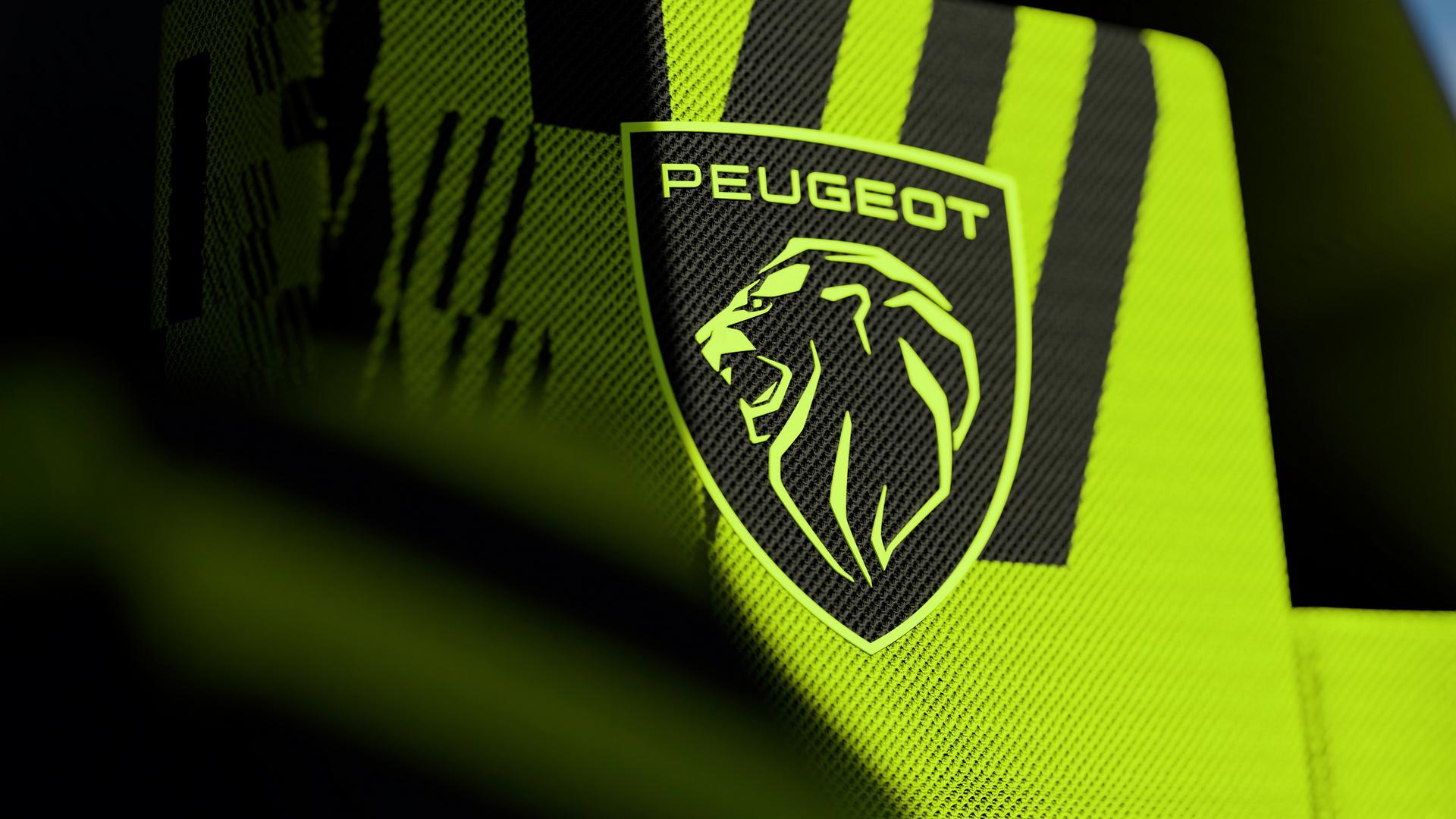 PEUGEOT 9X8 logo