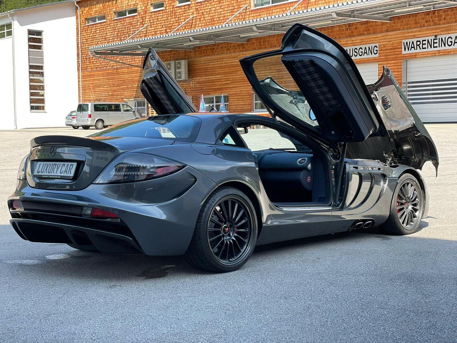 SLR McLaren Edition for Sale
