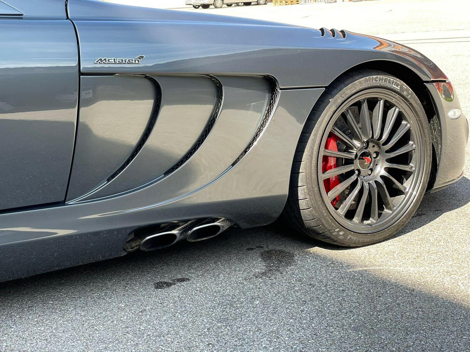SLR McLaren Wheels