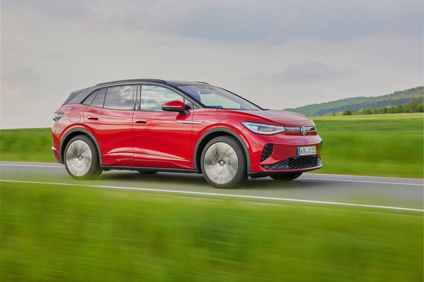 Volkswagen ID.4 GTX price
