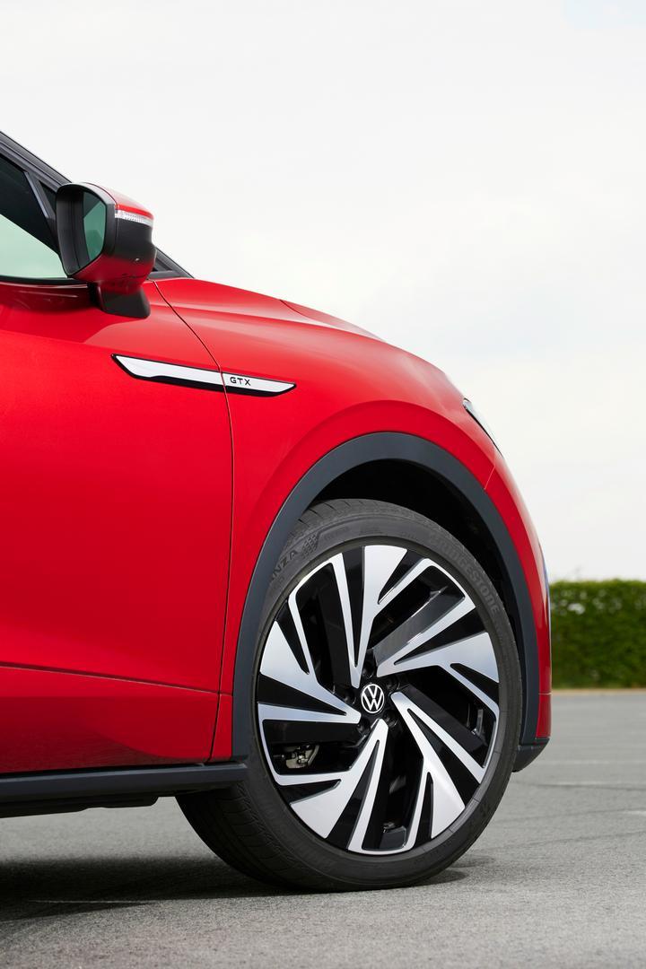 Volkswagen ID.4 GTX wheels
