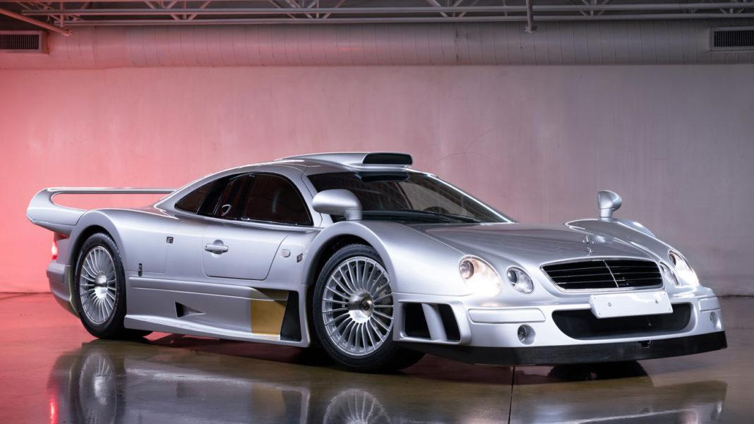 1998 Mercedes-Benz CLK GTR Strassenversion