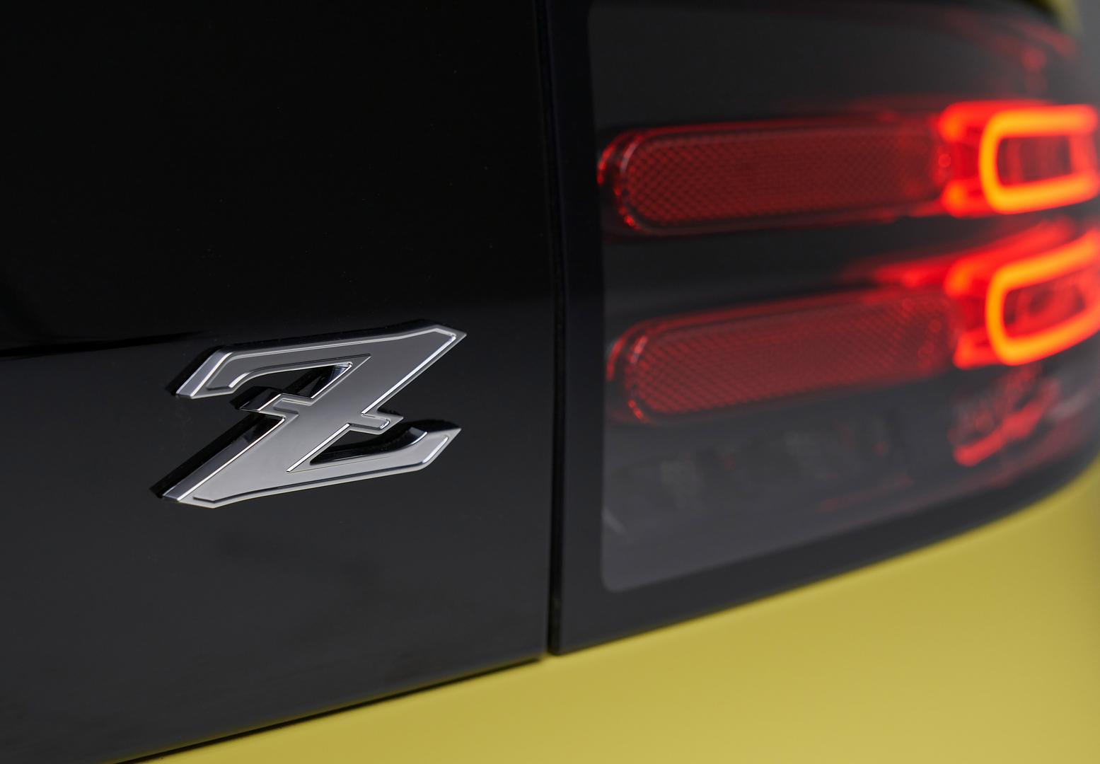 2022 Nissan Z Badge